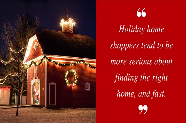 holiday home selling