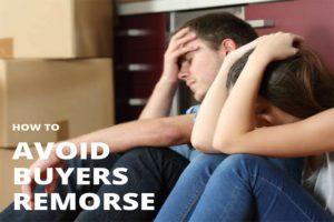 Buyers Remorse